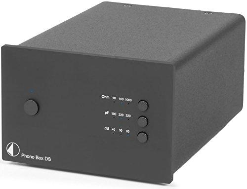 Pro-Ject Phono Box DS - Phono-Vorverstärker (MM/MC) schwarz