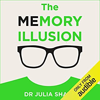 The Memory Illusion     Why You May Not Be Who You Think You Are              Written by:                                                                                                                                 Julia Shaw                               Narrated by:                                                                                                                                 Siri Steinmo                      Length: 8 hrs and 7 mins     47 ratings     Overall 4.4