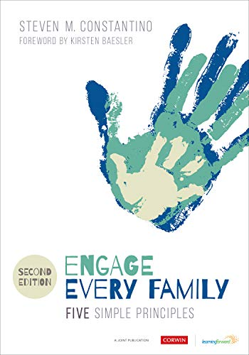 Engage Every Family: Five Simple Principles by [Steven Mark Constantino]