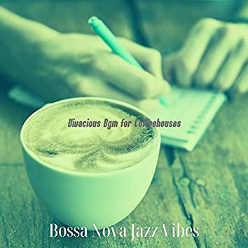 Vivacious Bgm for Coffeehouses