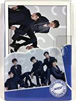 NU'EST NUEST ニューイースト グッズ / プラケース入り ポストカード 16枚セット - Post Card 16sheets (is included in a Plastic Case) [TradePlace K-POP 韓国製]