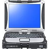 Panasonic Toughbook CF-19 MK4, Intel i5-U540 @1.20GHz, 10.4' XGA Touchscreen, 8GB, 120GB SSD, WiFi, Bluetooth, Windows 10 Professional (Renewed)