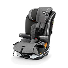 Converts from 5-point harness to belt-positioning booster Zip-off backrest/seat cushions for easy cleaning, extended durability and extra padding Duo guard side-impact protection for head and torso, and steel-reinforced frame 4-Position recline, 9-po...