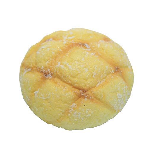 かじりメロンパン 食品サンプル パーツ 日本製