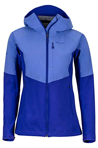 Marmot Damen ROM Softshelljacke, Lilac/Electric Purple, XS