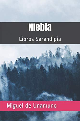 Niebla: Libros Serendipia: 1 (Unamuno)