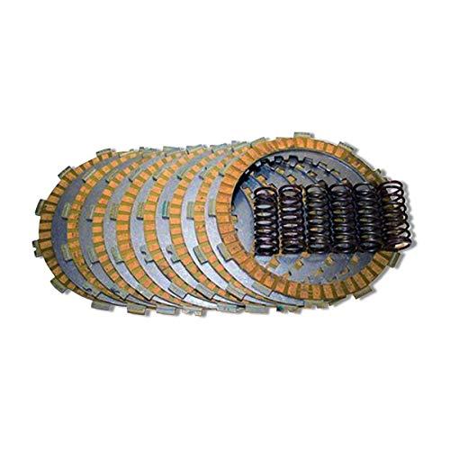 Hinson Clutch Fiber, Steel, Spring Kit (Standard) Compatible with 05-19 Suzuki RMZ450
