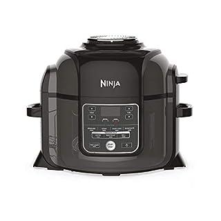 Ninja Foodi Electric Multi-Cooker [OP300UK] Pressure Cooker and Air Fryer, Grey and Black (B07P9TS6NN) | Amazon price tracker / tracking, Amazon price history charts, Amazon price watches, Amazon price drop alerts