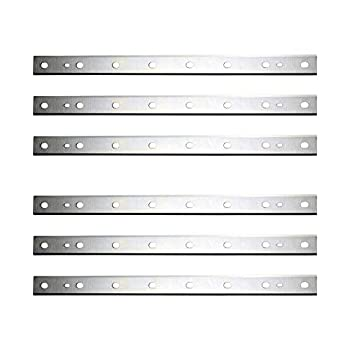 13-Inch Planer Blades Replacement for DeWalt DW735 DW735X Planer Replace DW7352-2 Sets  6 Pack