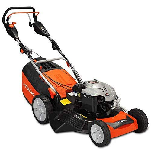 Hitachi ML190EB Walk behind lawn mower - Rasenmäher (Walk behind lawn mower, 51 cm, 3 cm, 8 cm, 1 l, 0,6 l)