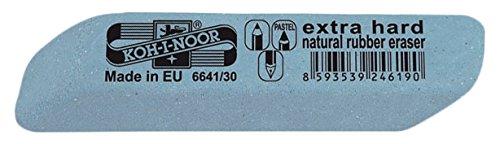 Goma de borrar extra dura Koh-I-Noor 6641030001KD