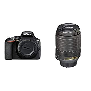 Nikon D3500 DX-Series Camera Body with Nikon AF-S DX NIKKOR 18-140mm f/3.5-5.6G ED VR Zoom Lens (B07SSWCC3G) | Amazon price tracker / tracking, Amazon price history charts, Amazon price watches, Amazon price drop alerts