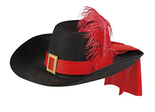 Sombrero de mosquetero , color/modelo surtido