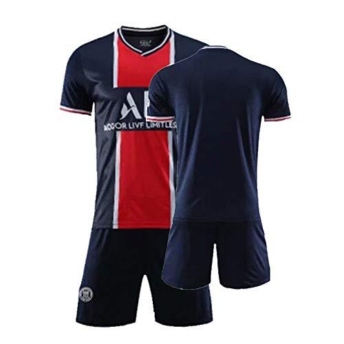 Camiseta de fútbol personalizada para niños, camiseta de fútbol, pantalones cortos y calcetines para niños