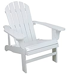 Fir Wooden Adirondack Chairs