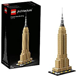 This highly detailed replica accurately recreates the symmetrical lines of the structure, four curtain wall facades and art deco antenna tower 360 degrees displayable model delivers an interesting and rewarding building experience and makes a truly i...