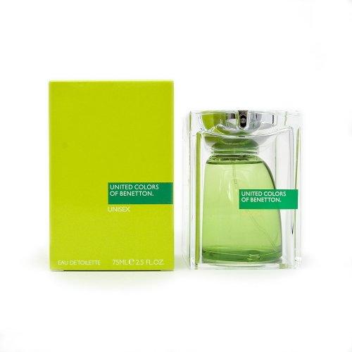 United Colours Of Benetton, Eau de Toilette Unisex, 75 ml