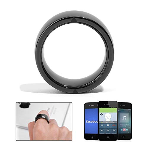 TOPPU R4 Smart Ring Wasserdicht Staubdicht Fall-Proof Smart Ring für iOS Android und Windows NFC Handy Multifunktion Magic Finger Ring für iPhone Samsung Xiaomi HTC Huawei (10)