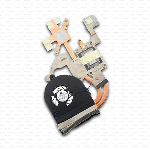 X-Comp TVH02.001 - Ventilador de CPU para Acer Aspire 5742G Acer TravelMate 5740G Serie