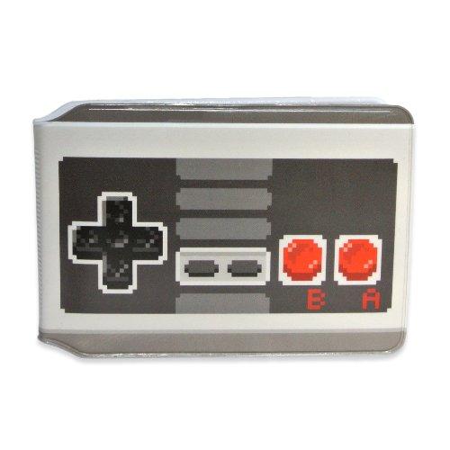 Pixel NES pad Oyster - Tarjetero