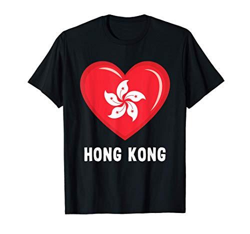 Bandiera di Hong Kong | HK Maglietta