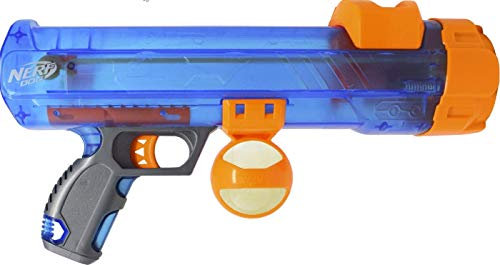 Nerf Dog Tennis Ball Blaster Dog Toy