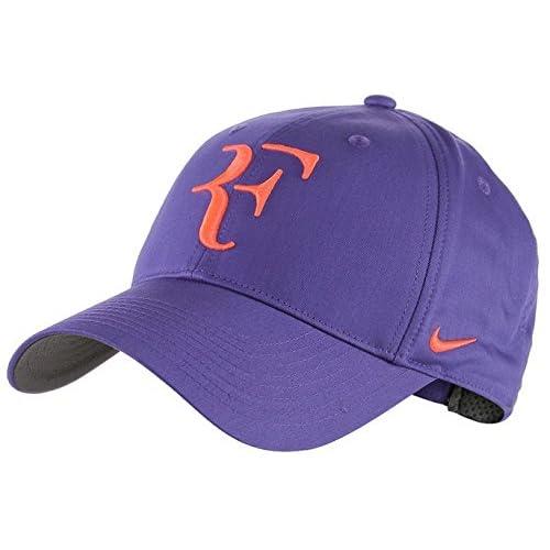 Nike Premier RF Roger Federer Hybrid Hat Court Purple 371202-518 04702d49412