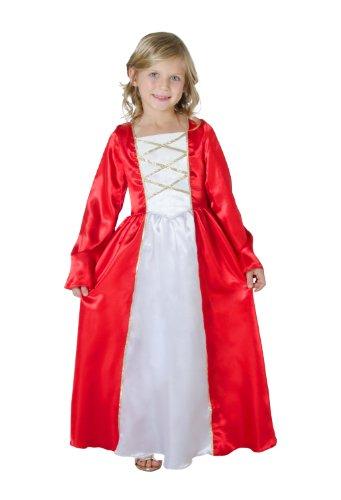 César - F103-001 - Costume - Déguisement Reine Médiévale - 3/5 Ans