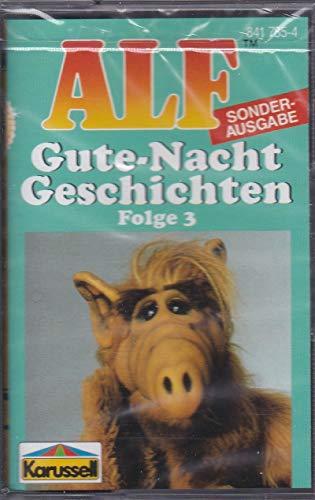 ALF Sonderausgabe - Gute-Nacht Geschichten Folge Nr. 3 Original Hörspiel zur TV-Serie [Musikkassette]