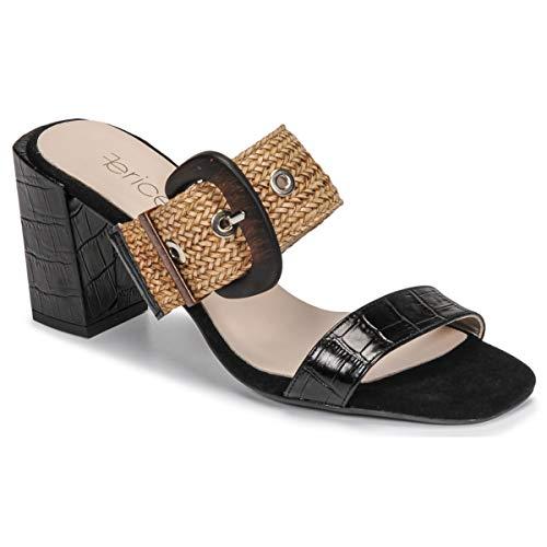 fericelli Marco Mules/Sabots Femmes Noir - 38 - Mules Shoes
