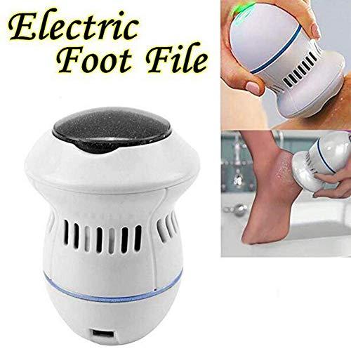 Foot Files File del Piede Elettrico Vacuum Remover Remover File del Piede Ricaricabile Strumenti puliti Piedi Cura per Dropship Pelle Dura Cracking