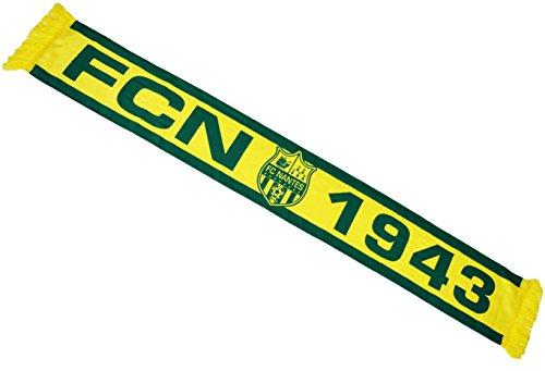 FC NANTES Echarpe FCNA - Collection Officielle Atlantique - Canaris - Football Ligue 1-138 cm