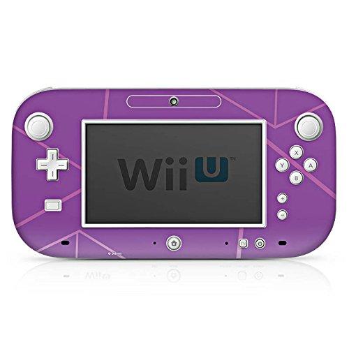DeinDesign Skin kompatibel mit Nintendo Wii U Gamepad Folie Sticker Violetta Disney Offizielles Lizenzprodukt