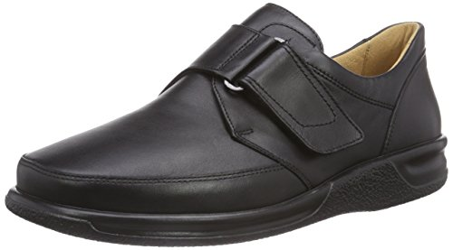 Ganter SENSITIV KURT-K, Herren Slipper, Schwarz, 42 EU (8 UK)