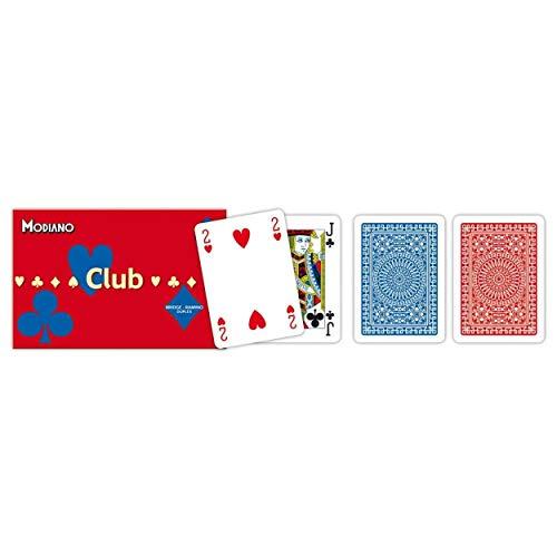 Modiano Ramino Club - Carte da Gioco
