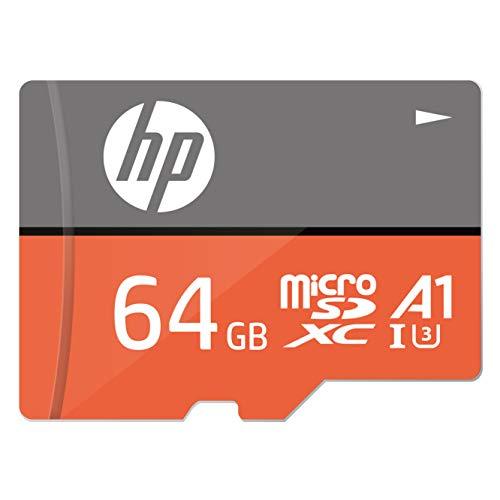 64 Go U3 A1 MicroSDXC Carte Mémoire haute vitesse avec adaptateur SD – HFUD064-1V31A