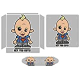 Lil Sloth Hey You Guys The Goonies Compatible with PS4 Slim controller and console skin sticker protective cover wireless/wired gamepad controller