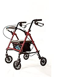 best top rated folding rollator lightest one 2021 in usa