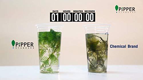 ピッパースタンダード『洗濯用洗剤900mlボトル(レモングラス)』