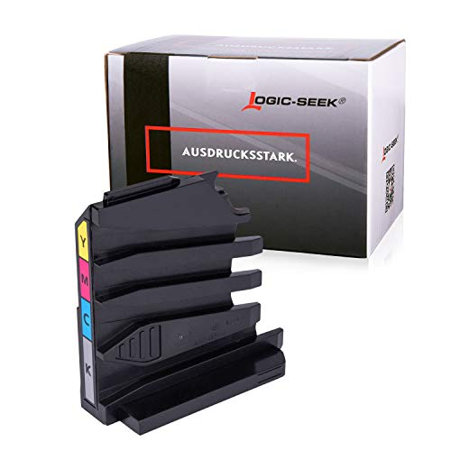 Resttonerbehälter kompatibel für Samsung Xpress C410W CLP-360 CLP-365 CLX 3300 3305 FN FW Xpress C430 C460 C480 FW Series CLT-W406 W406