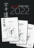 Budo-Books Karate Kalender 2022 – Wandkalender | DIN A3