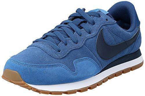 Nike Air Pegasus 83 LTR, Herren Laufschuhe, Azul (Coastal Blue / Obsidian-Star Blue-White), 42 EU