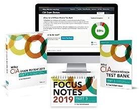 cia exam part 3 2019