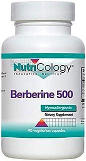 NutriCology Berberine 500 90 Vegetarian Capsules