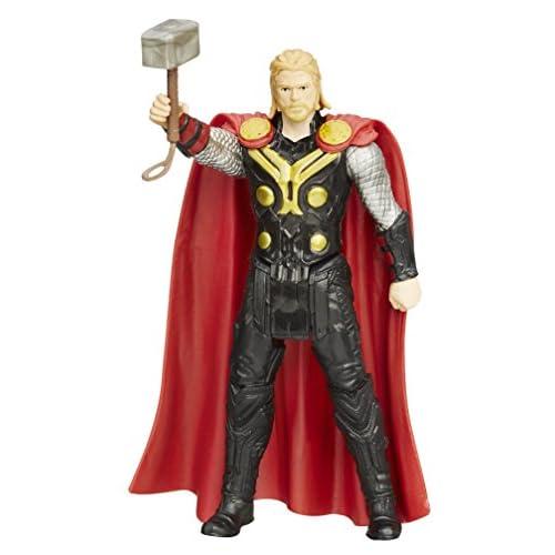 Hasbro B0437Eu4 Avengers Figurine di Azione 10 Cm, Modello Assortito