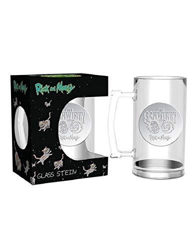 GB Eye, Rick y Morty, Schwifty, Tanque de cerveza
