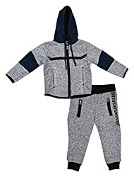 KEPA Combed Fleece Snow Hoodie Boys Tracksuits, Age: 2 Years to 10 Years, Style 102