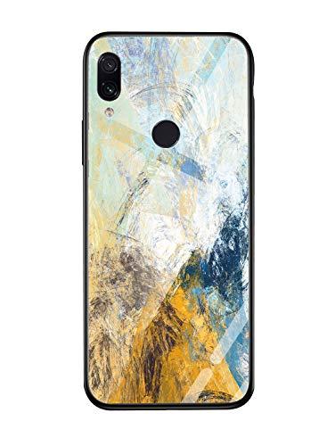 Suhctup Compatibile con Xiaomi Mi 5S Custodia Protettiva in Vetro Temperato 9H + Cornice Paraurti in TPU Silicone Morbido Assorbimento Degli Urti a 360 Gradi Protezione -Pittura