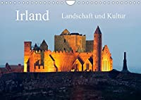 Irland - Landschaft und Kultur (Wandkalender 2022 DIN A4 quer): Irland von Dublin zur Westkueste ueber Donegal bis zur Nordkueste Nordirlands (Monatskalender, 14 Seiten )