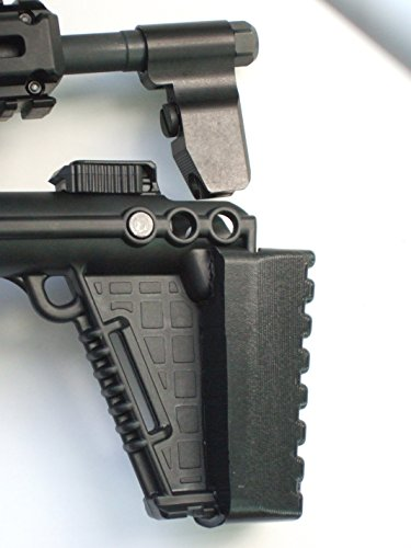 "(ATI) Advanced Technologies International LLC Custom Recoil Pad Gen 2"" with/Sight Pocket, Exclusively for The KT Sub2000 (Generation 2) Foldable Carbine."